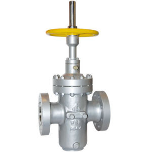 API 6D Cast Steel Slab Gate Valve