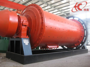 High Quality ISO9001: 2008 Wet Gold Grinding Ball Mill pictures & photos