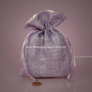 Fashionable Faux Linen Bag (AM-JB003)