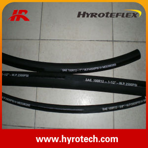 High Pressure Hose DIN En 856 4sh/Hydraulic Hose 4sh pictures & photos