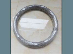 High Temperature Tungsten Wire, W Wire Tungsten Coil pictures & photos