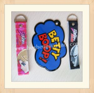Custom Plastic Gift Tag (YJ-K006) pictures & photos