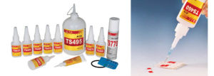 Instant Adhesives (TS400 Series)