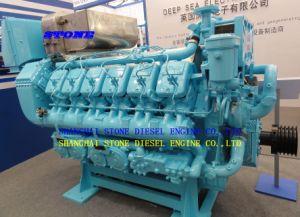 Deutz Mwm Tbd620V12 Diesel Engine pictures & photos