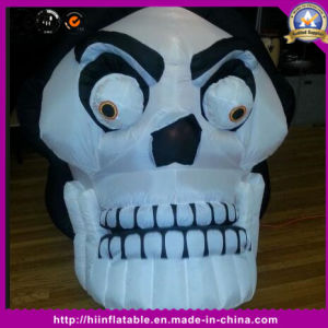 Inflatable Halloween Skull for Outdoor Decoration pictures & photos