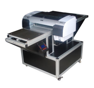 Decoration and Signs Industries Flatbed Solvent Printer (BR-A2)
