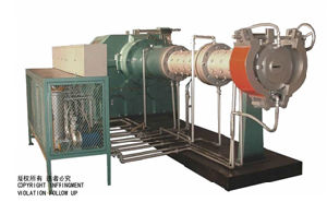 Pin-Barrel Cold Feed Rubber Extruder pictures & photos
