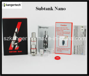 Good Quality Electronic Cigarette Clearomzier Kanger Subtank Nano pictures & photos