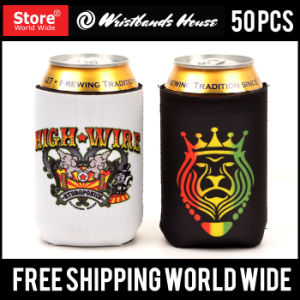 Dye Sublimation Full Color Custom Printed Can Koozie pictures & photos