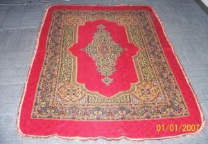 200*230 Indian Polyester Durries Stitch Prayer Mat Rug Carpet pictures & photos