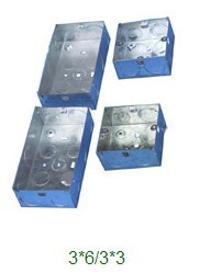 Metal Mounting Box