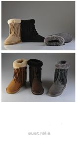 Women Snow Boot, Women Winter Boot, Lady Leather Boot