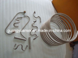 1060 1100 Aluminum Extruded Tube for Refrigerator pictures & photos