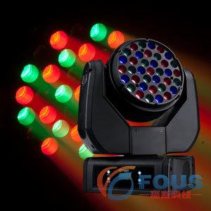 37PCS 3W RGB LED Moving Head Light / Moving Head LED / Stage Lighting