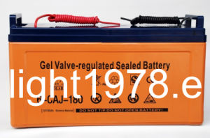 180ah Gel Battery Type pictures & photos