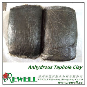 Environment-Friendly Waterless Anhydrous Tap Hole Clay pictures & photos