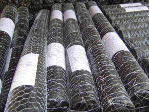 PVC-Coated Bird Net/Chicken Wire Mesh