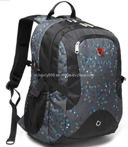 Outdoor Travel Notebook Laptop Leisure Pack Bag Backpack (CY6878) pictures & photos
