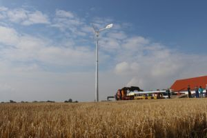 5kw Pitch Controlled Windmill for Home or Farm Use pictures & photos
