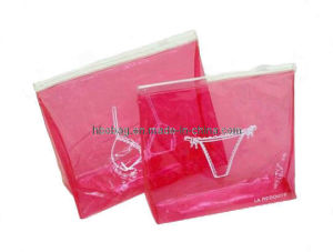 PVC Zipper Promotional Bag (HBO20029)