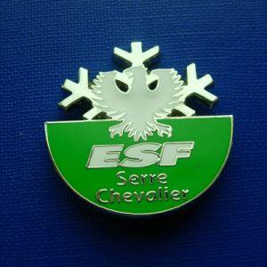 Soft Enamel Lapel Pin Irregular Shape Badge (GZHY-SE-038) pictures & photos