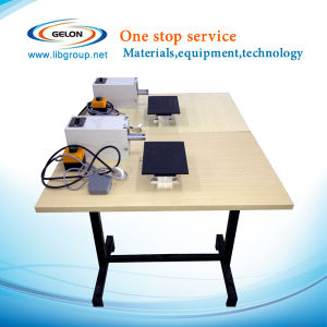 Manual Winding Machine for Electrodes of Pouch Cell pictures & photos