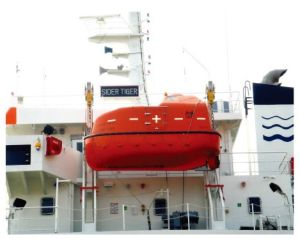 Hinged Gravity Arm Type Davit for Life Boat pictures & photos