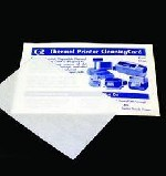 Thermal Printer and Check Scanner Cleaning Card