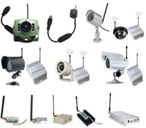 Wireless Camera, Wireless Emitter & Receiver