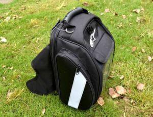 Fashion Big Motorcyle Magnetics Helmet Tank Bag Full Helmet Backpack pictures & photos