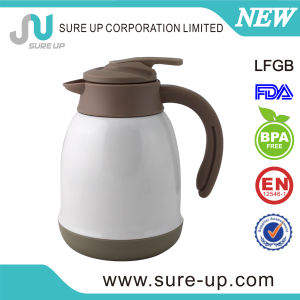 2014hot Sale Double Wall Stainless Steel Tea Vacuum Water Jug (JSCC010) pictures & photos