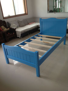 Children Beds European Style Beds Solid Wood Beds (M-X1035) pictures & photos