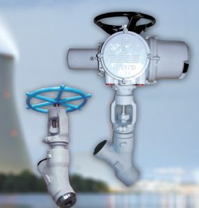 Y-Type Hight Pressure Globe Valve