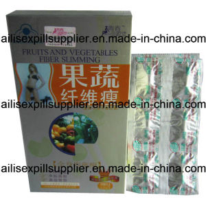 Qczyt Fruit&Vegetable Abdomen Fat Lose Slimming Capsule pictures & photos