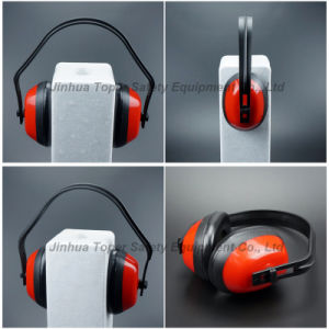 Over The Head Earmuffs Noise Reduction Ear Protector (EM601) pictures & photos
