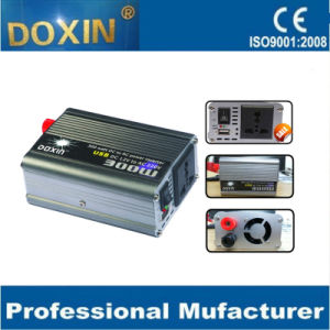 300W DC to AC Car Power Inverter with USB Port (DXP300HUSB) pictures & photos
