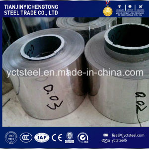 0.02mm 304 Stainless Steel Foil Price Per Kg pictures & photos