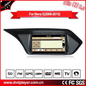 Hualingan Car DVD Player 2016 for Mercedes-Benz E Car Multimedia GPS Navigation pictures & photos