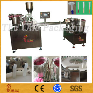 Hot Sale Syringe Filling and Capping Machine/Monoblock Machine/Syringe Assembly Machine pictures & photos