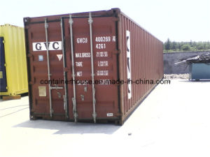 40gp Used Shipping Container pictures & photos
