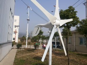 400W Horizontal Axis Wind Turbine (HAWT from 100W to 20KW) pictures & photos