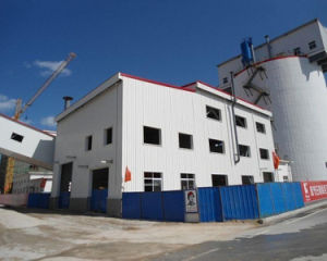 Modern Designed High Quality Steel Structure Prefabricated Building pictures & photos