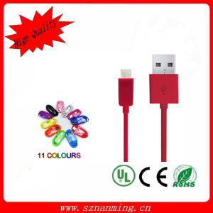 1m USB Date Cable for iPhone/ iPad/ iPod pictures & photos