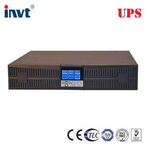 Hr Series 1kVA-3kVA High Frequency Rack Online UPS pictures & photos