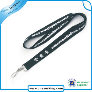 Wholesale Cheap Custom Polyester Printed Neck Strap Lanyard pictures & photos