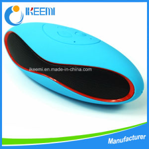 Christmas Gift Rugby Shape Wireless Portable Bluetooth Speaker pictures & photos