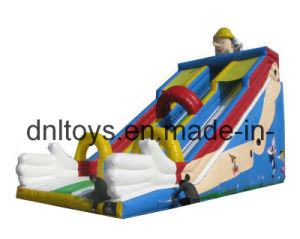 Inflatable Magic Slide (DNL-IS-076)