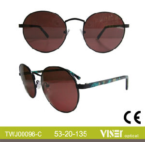Customized Handmade Women Fashion Sunglasses with High Quality (96-C) pictures & photos