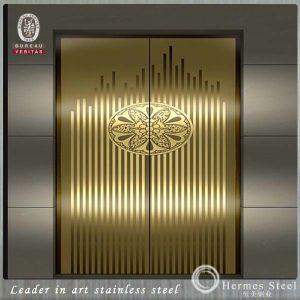 304 Elevator Door Panel Design Stainless Steel Sheet pictures & photos