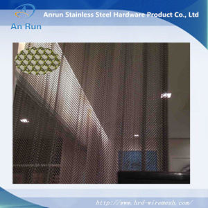 Glob Metal Curtain Fabric for Partitions pictures & photos
